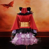 High Quality Projest Diva2 Costume Halloween Party Kimono Cosplay Dress Anime Cosplay Costume HD007