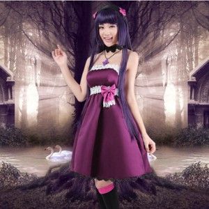 High Quality Ore No Imouto Ga Konnani Kawaii Wake Ga Nai Anime Lolita Dress Cosplay Costume HD011