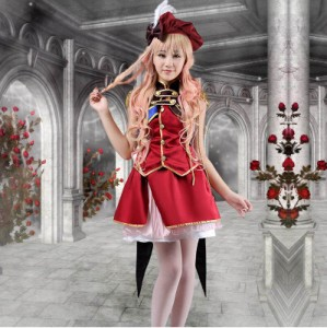 High Quality Macross Frontier Sheryl Nome Cosplay Halloween Party Dress Anime Cosplay Costume HD013
