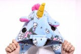 Adult Cartoon Flannel Unisex Horse Unicorn Onesie Animal Onesies Anime Kigurumi Costume Pajamas Sets KT095