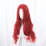 85cm Long Wave Aquaman Movie Wig Mera Synthetic Anime Cosplay Wigs CS-398A