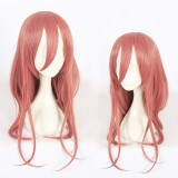 60cm Long Pink The Quintessential Quintuplets Anime Nakano Miku Wig Synthetic Cosplay Wigs CS-404A