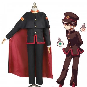 New Anime Toilet Bound Hanako kun Cosplay Hanako-kun Costume Halloween Party Anime Costumes COS-343