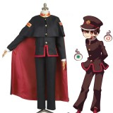 New Anime Toilet Bound Hanako kun Cosplay Hanako-kun Costume Halloween Party Anime Costumes COS-343