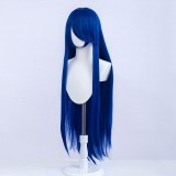 100cm Long Straight Promotion Wigs Multi Colors Synthetic Anime Hair Wig Cosplay Wigs